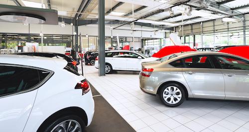 Sanierungskonzept Autohaus Corona