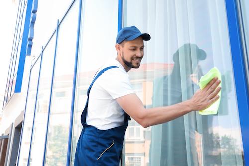 Sanierungskonzept Gebäudereinigung Corona